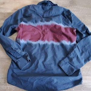 Vans Shirts - Men's Vans button down shirt